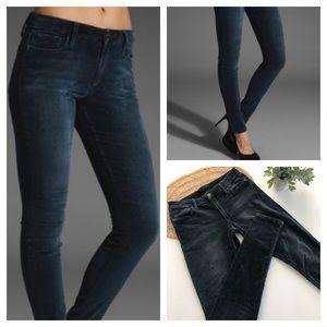 Joe's Jeans Icon Velvet Mid Rise Skinny Size 27